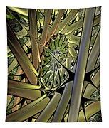 Futuristic Realm Tapestry
