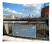 Gabriel's Wharf Tapestry