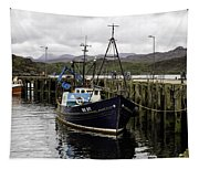 Gairloch Harbor Tapestry