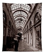 Galerie Vivienne 2 Tapestry