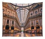 Galleria Milan Italy II Tapestry