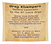 Gallery Locations In The St. Louis Area Tapestry