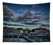 Stockholm In Dark Tapestry