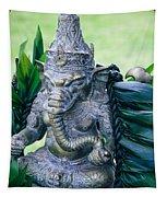 Ganesha Ganesa Ganapati Vinayaka Pillaiyar Hindu Pantheon Tapestry