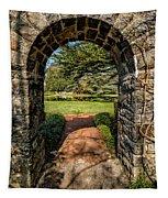 Garden Archway Tapestry