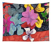 Garden Arrangement Tapestry