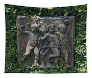 Garden Children Tapestry