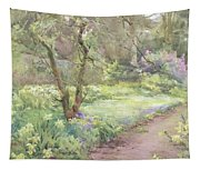 Garden Path Tapestry