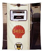 Gas Pump Tapestry