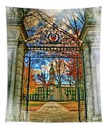 Gates To Knowledge Princeton University Tapestry