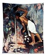 Gauguin: Pape Moe, 1892 Tapestry