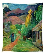 Gauguin Tahiti 19th Century Tapestry