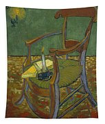 Gauguin's Chair Tapestry
