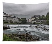 Gave De Pau Lourdes Tapestry