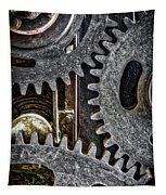 Gears Of Life Tapestry