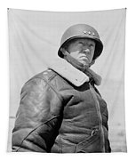 General George S. Patton Tapestry