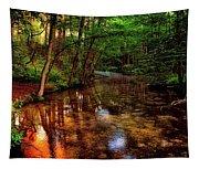 Gentle Stream Tapestry
