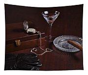 Gentleman's Pause Tapestry