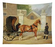 Gentlemen's Carriages - A Cabriolet Tapestry