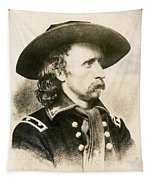 George Armstrong Custer  Tapestry by War Is Hell Store