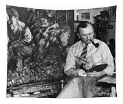 George Grosz (1893-1959) Tapestry