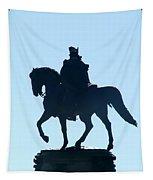 George Washington Monument Philadelphia Tapestry