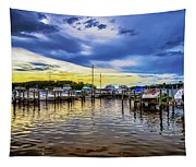 Georgetown Yacht Basin Tapestry