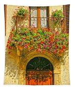 Gerani Coloriti Tapestry