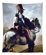 Gericault: Trumpeter, 1814 Tapestry