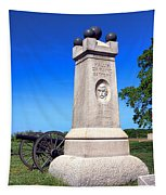 Gettysburg National Park 2nd Maine Battery Memorial Tapestry