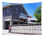 Gettysburg National Park Museum And Visitor Center Tapestry