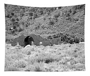 Ghost Of Colorado Tapestry