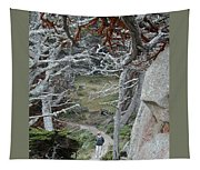 Ghost Trees Tapestry