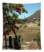 Ghosts Path To A Ghost Town Virginia City Nv Tapestry