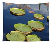 Giant Lily Pads Tapestry