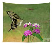 Giant Swallowtail Butterfly II Tapestry