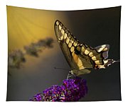 Giant Swallowtail Tapestry