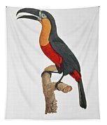 Giant Touraco Tapestry