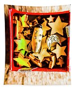 Gift Boxes And Astronomy Toys Tapestry