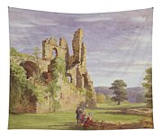 Gight Castle, 1851 Tapestry