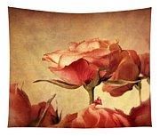 Gilded Roses Tapestry
