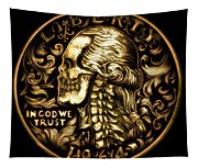 Give Me Liberty Or Give Me Death Tapestry
