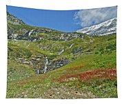 Glacier National Park Tapestry