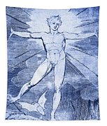 Glad Day By William Blake Tapestry