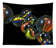 Glass Marbles Tapestry