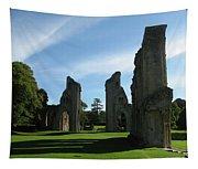 Glastonbury Abbey 3 Tapestry