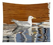 Glaucous-winged Gull Tapestry