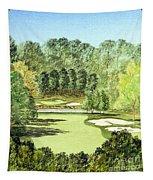 Glen Abbey Golf Course Canada 11th Hole Tapestry