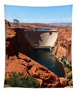 Glen Canyon Dam - Arizona Tapestry
