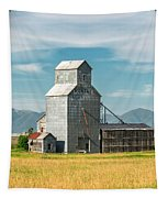 Glengarry Grain Elevator Tapestry